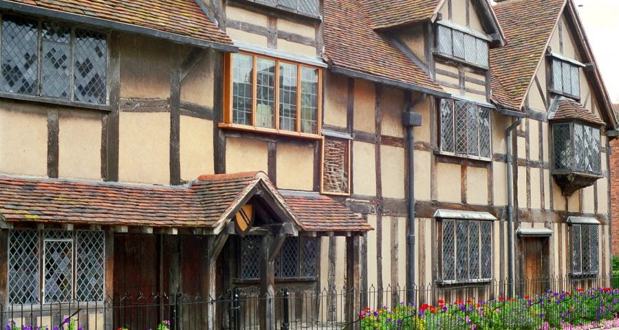 At Home With The Bard: A Shakespeare Themed Holiday