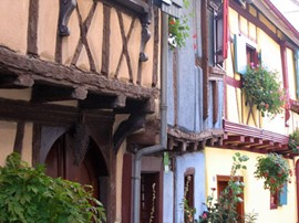 Alsace – a Walk Through the Kayserberg Valley