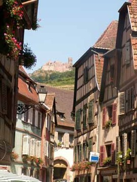 Private: Alsace – A Medieval Balcony