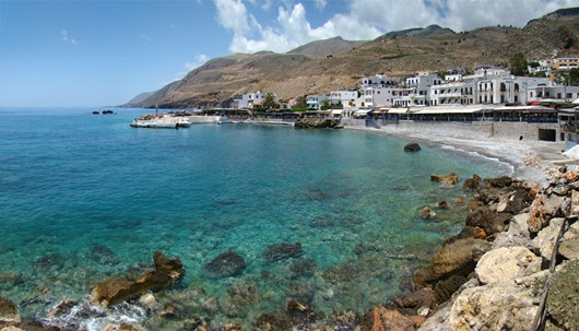 Crete on Foot