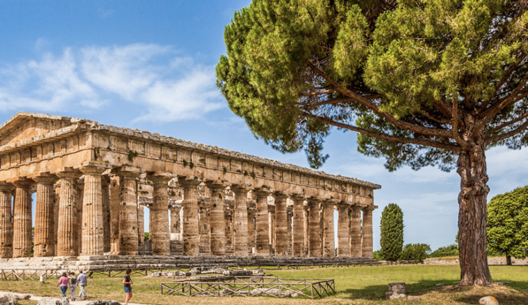 Campania – Paestum And Cilento