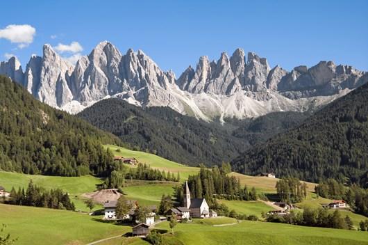 Dolomites – Alto Adige