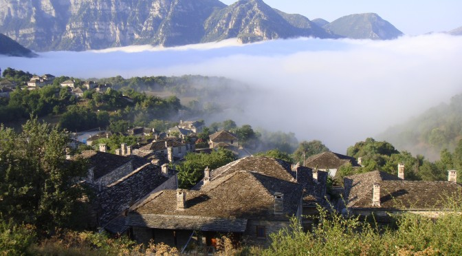Epirus – a single base walking holiday in unspoilt mainland Greece