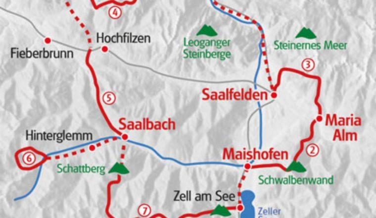 EH K Salzburger Gipfel - Kitzbueheler Alpen 18