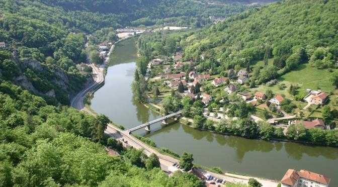 Besancon to Pontalier