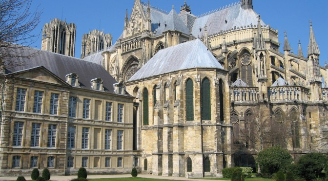 Laon to Reims