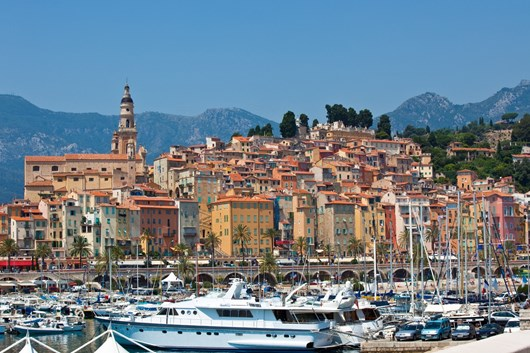 Menton to Nice – The Riviera Coast