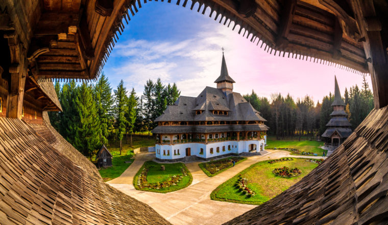 The Villages of Bucovina and Maramures