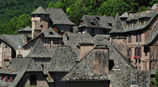 Nasbinals to Conques