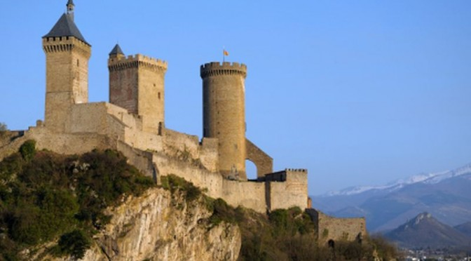 Private: Pyrenees – Cathar Castles, Tuchan/Queribus to Quillan to Foix