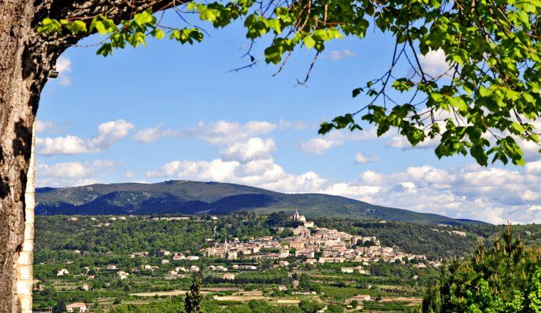 Luberon, Bonnieaux, Provenza