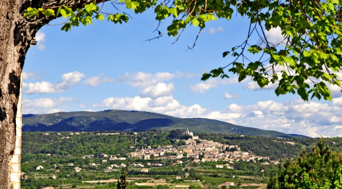 Provence – The Foothills of the Luberon