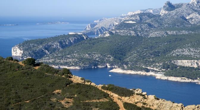 Provence – Mountains to deep blue sea