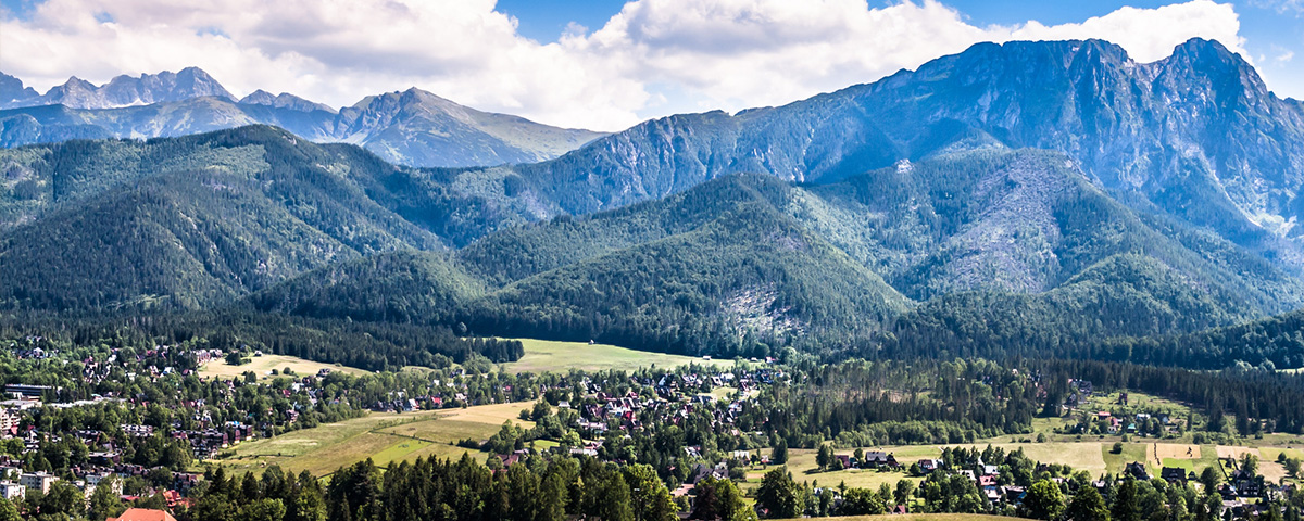 krakow and the carpathian mountains walking in poland world walks