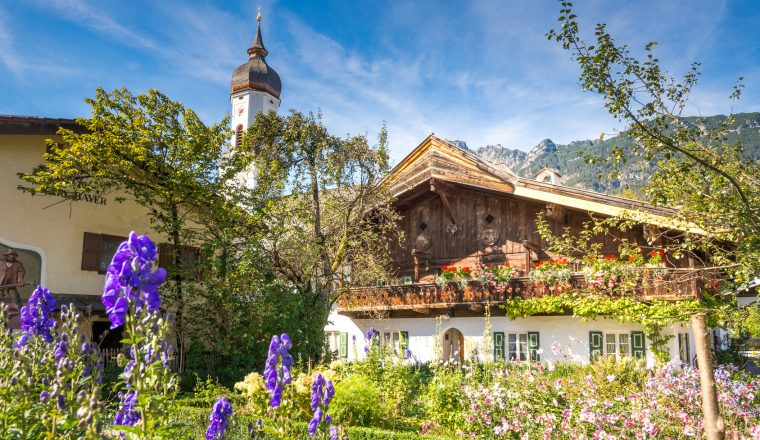 Historisches Garmisch