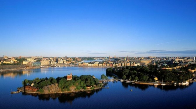 Sormland & the Stockholm Archipelago