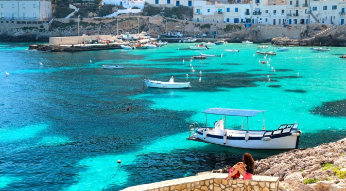 Sicily – Sea, Villages and Castles