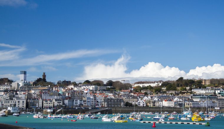 Saint Peter Port,  Guernsey.