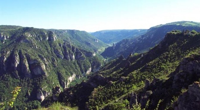 The Tarn & Jonte Gorges