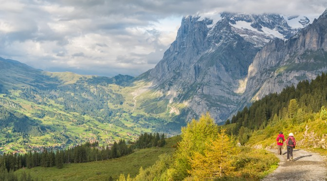 The Via Alpina – The Complete Swiss Route