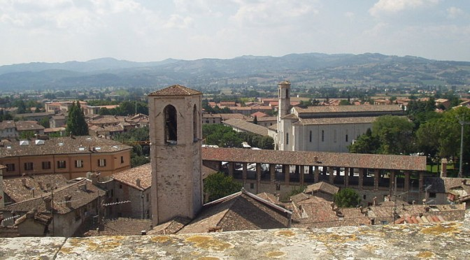 Umbria – In the tracks of St. Francis