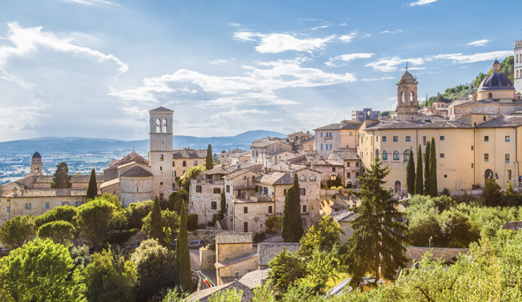 Umbria – The Heart of Italy