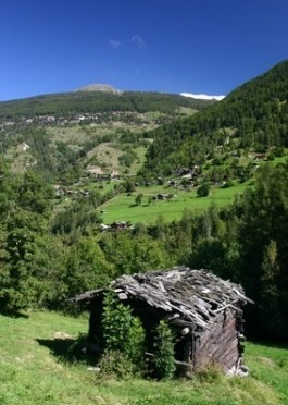 The Val d'Anniviers