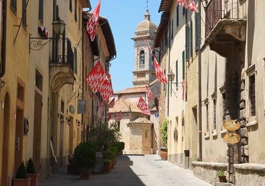 Via Francigena – Stage 6: San Miniato to San Quirico D'Orcia