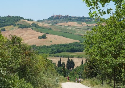 Via Francigena – Stage 7: San Quirico to Montefiascone