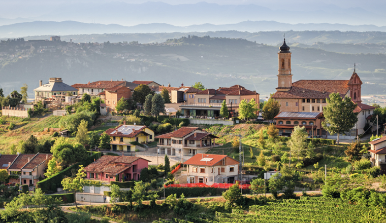 Piedmont – The Vineyards & Castles of the Barolo