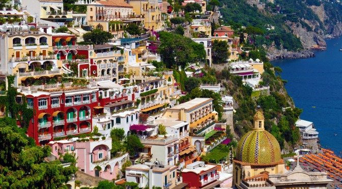 Amalfi – The Amalfi Coast and Hills