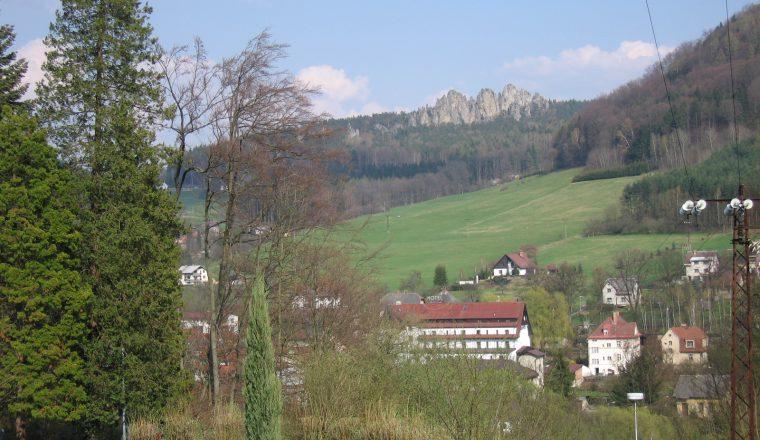 Bohemia – village to village