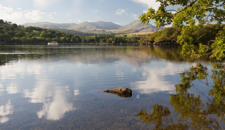 Coniston Water & Coniston Fells, Cumbria