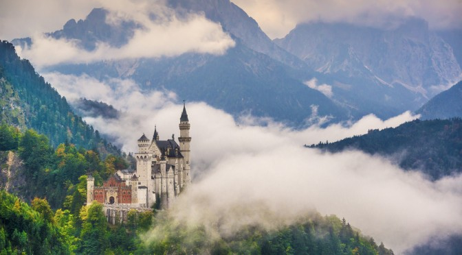 The King Ludwig's Way – Romantic Castles and Lakes of Bavaria