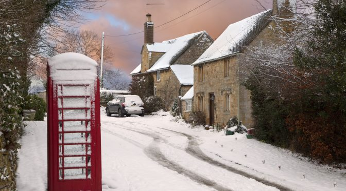 Private: Luxury Cotswold Winter Walking Break