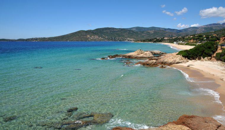 eau turquoise - Corsica