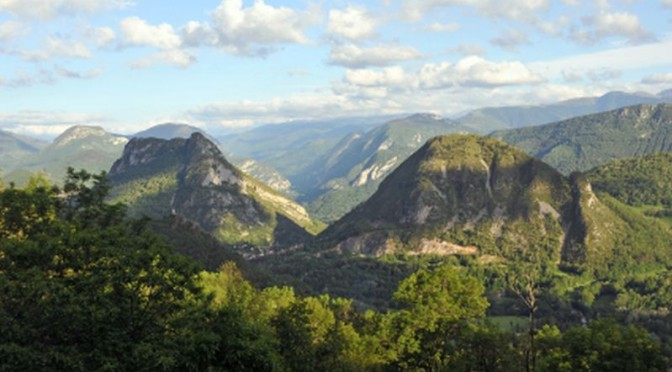 Pyrenees – Cathar Castles, Tuchan/Queribus to Quillan