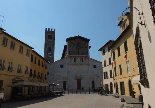 Via Francigena – Stage 5: Aulla to San Miniato