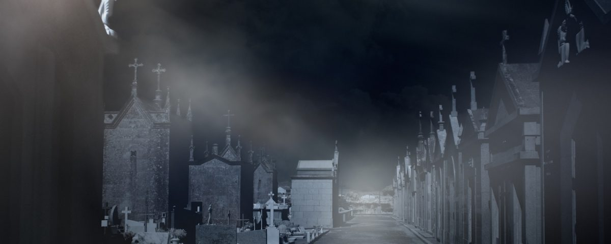 Scary Walking Tours in the UK