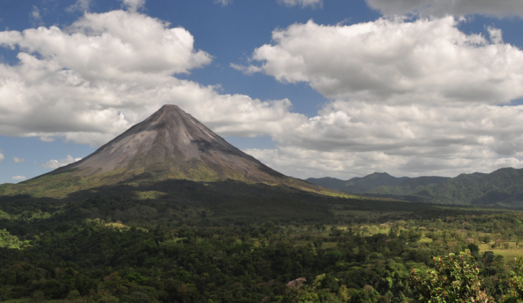 Walking, Trekking and Hiking in Costa Rica