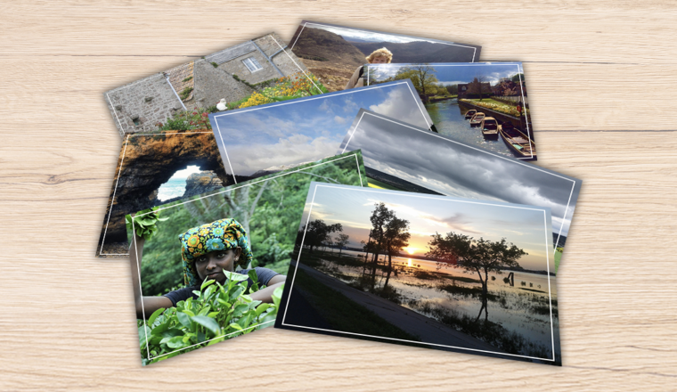 Postcards From Around the World (Part 2)