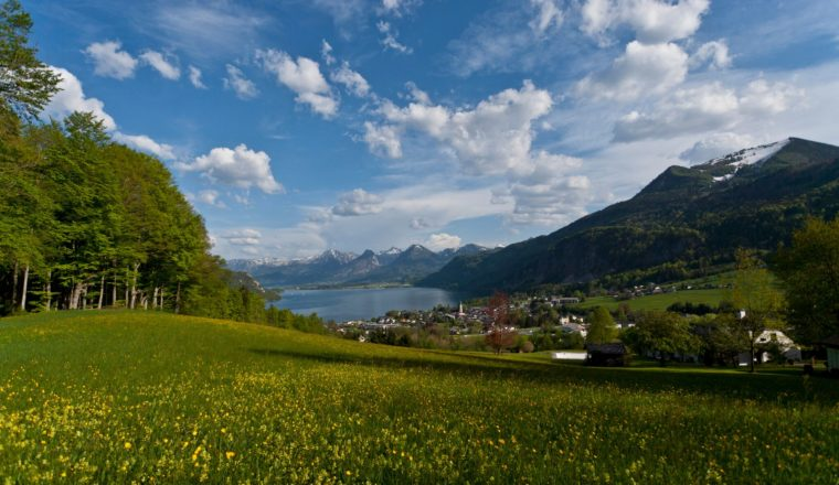 The Austrian Lakes  – Short Break