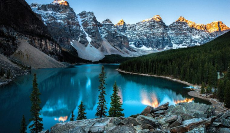 Interesting Places to Visit in Canada