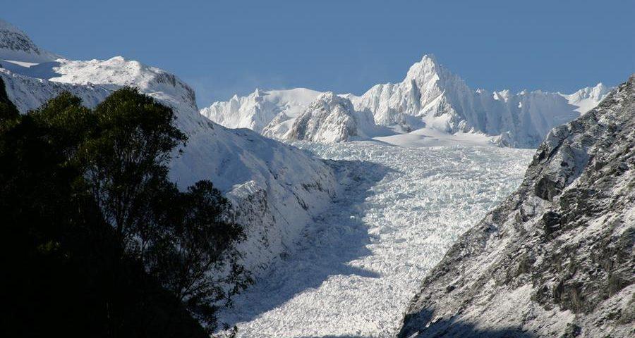 Glacier Walking in New Zealand