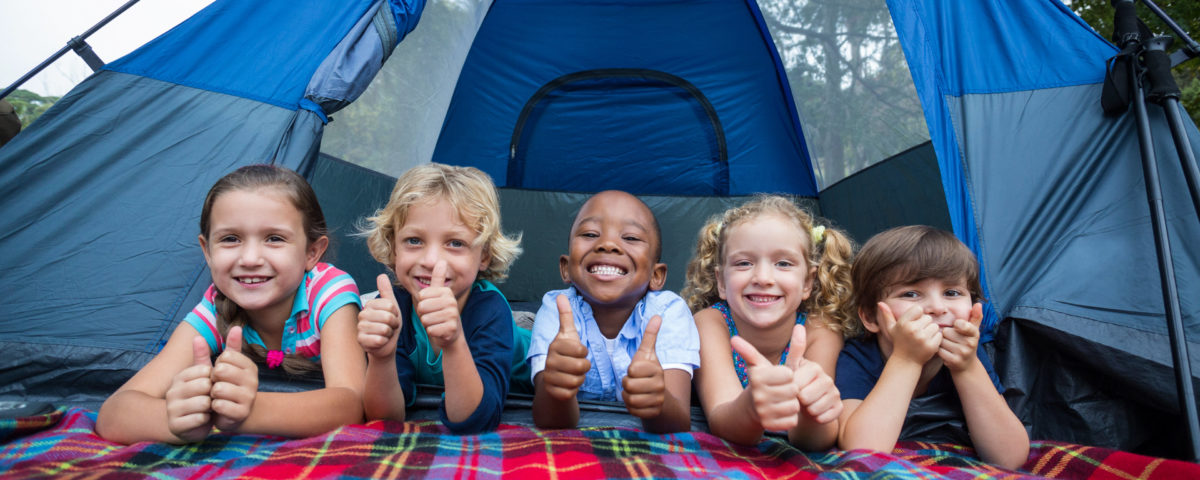 5 Top Tips For Camping Holidays With Children