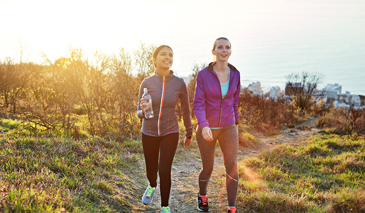 8 Reasons Why Younger People Should Take Up Walking