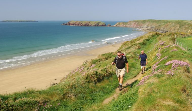Guided Group Walk – The Pembrokeshire Coast Path