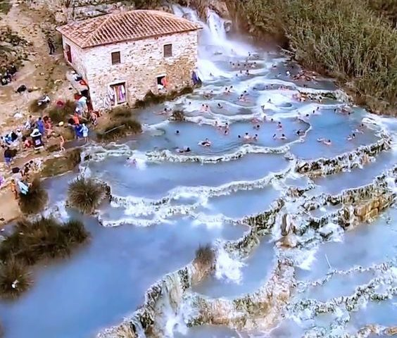 The Most Beautiful Hot Springs In The World