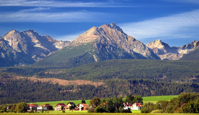 Five of the Best Places to Visit in Slovakia