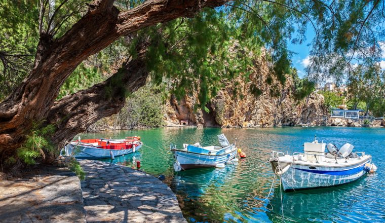 Five Most Picturesque Places in Crete